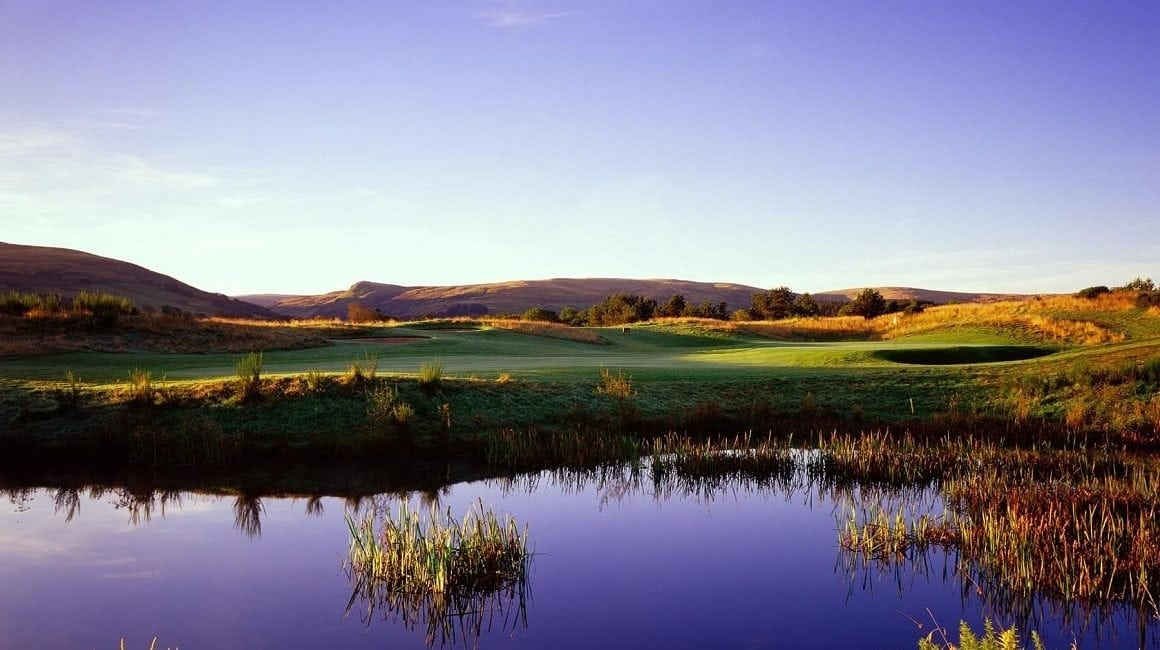 Perthshire countryside